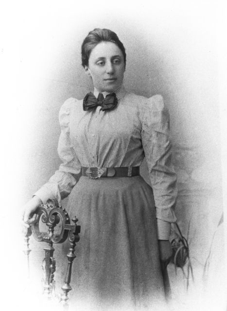 Emmy Noether | Nerd In The Making! Emmy Noether